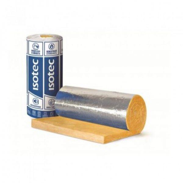Мат теплоизоляционный ISOVER KIM-AL (ISOTEC MAT-AL)