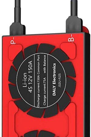 BMS платы для литий-ионных аккумуляторов 4S 12v 150A купить минск